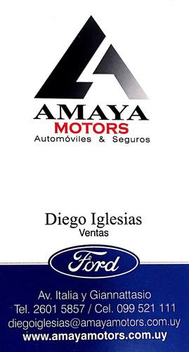 nuevo ford fiesta se 2019 en todas sus versiones !!  amaya