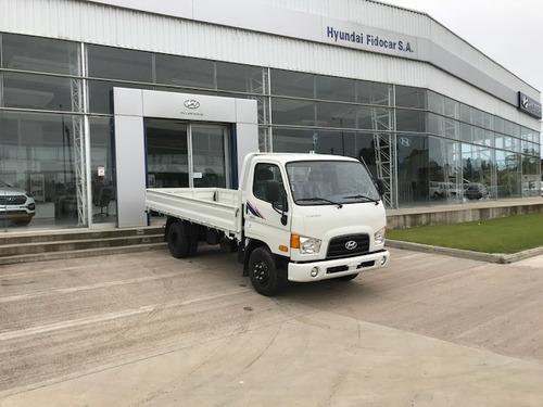 nuevo hyundai hd-65 con caja 0km 4 años de garantía 0km!!!!!