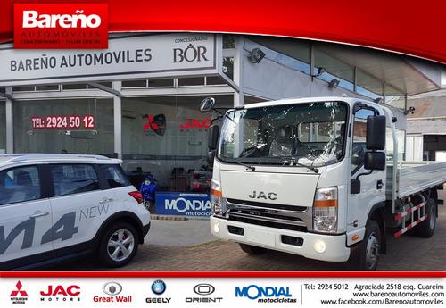 nuevo jac 1048 / cummins / 4.5 ton/ ventas y service oficial
