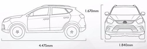 nuevo jac  s2 luxury extra full 1.5 0km intermotors