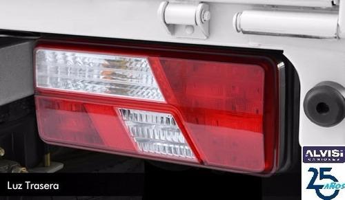 nuevo jmc n800 2750 carga 2.980 kgr full precio + iva