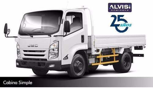 nuevo jmc n800 2750 carga 3 toneladas full precio + iva