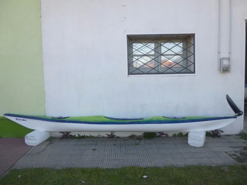 nuevo modelo!! kayaks oceanico en fibra de vidrio 5.00 m