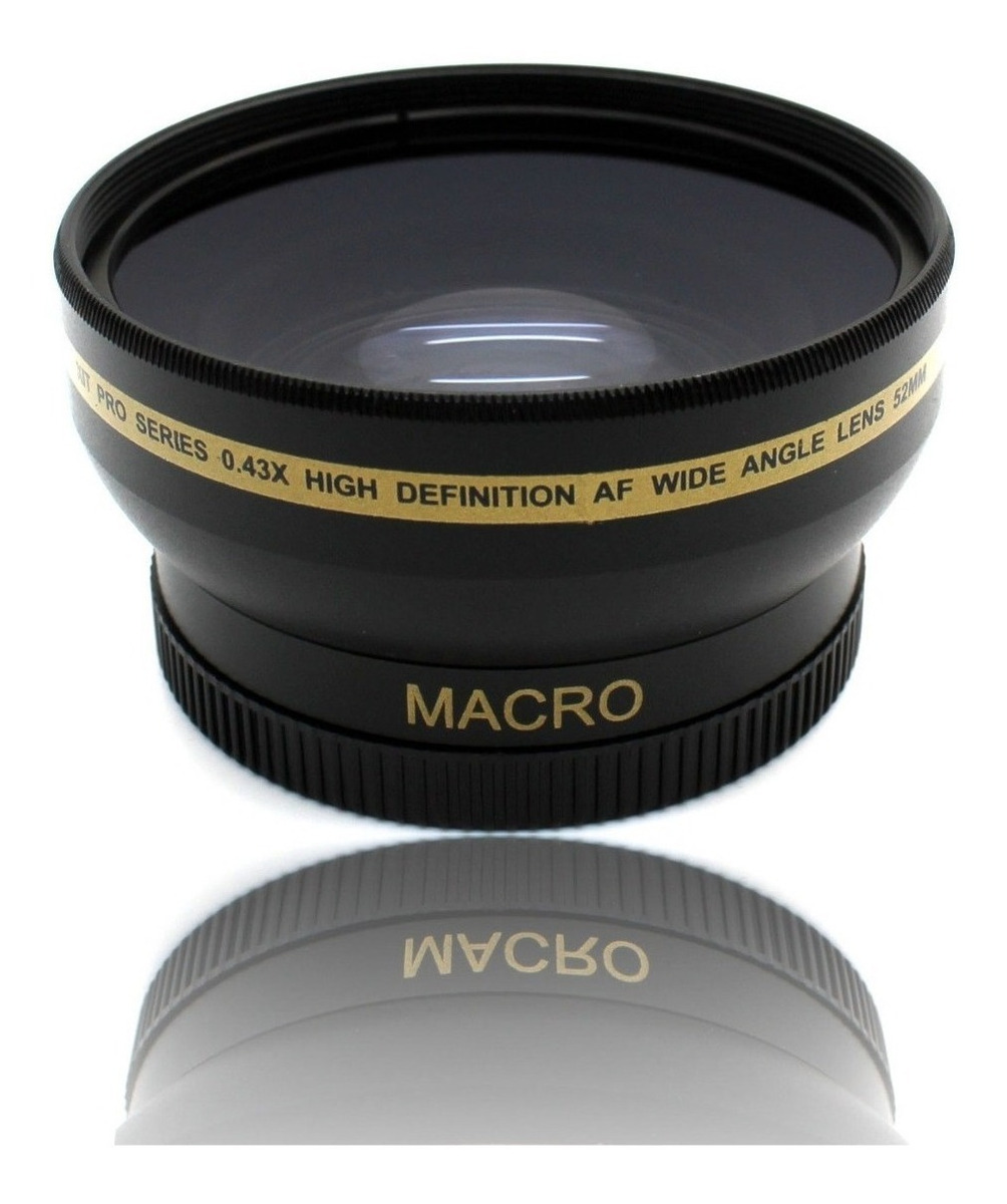 Ø 52mm Parasol gran Angular para Nikon AF-S Nikkor 50 mm f//1.4G