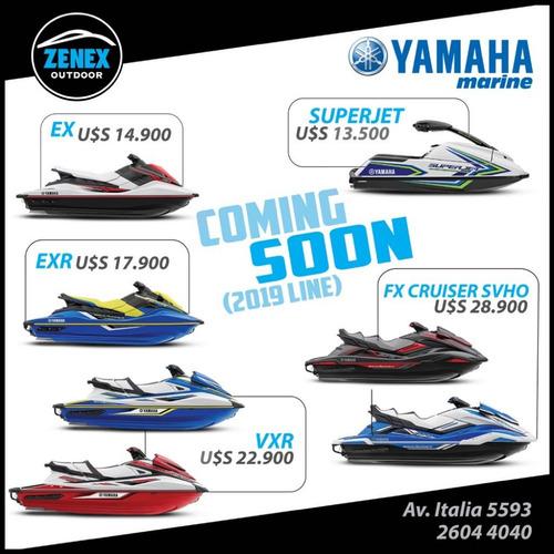 nuevo yamaha superjet 2019
