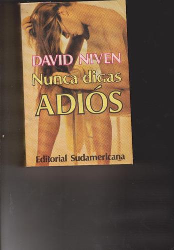 nunca digas adiòs (david niven)