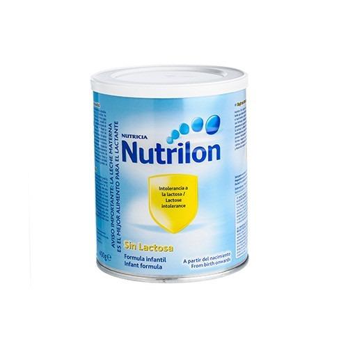 nutrilon sin lactosa 400 gramos