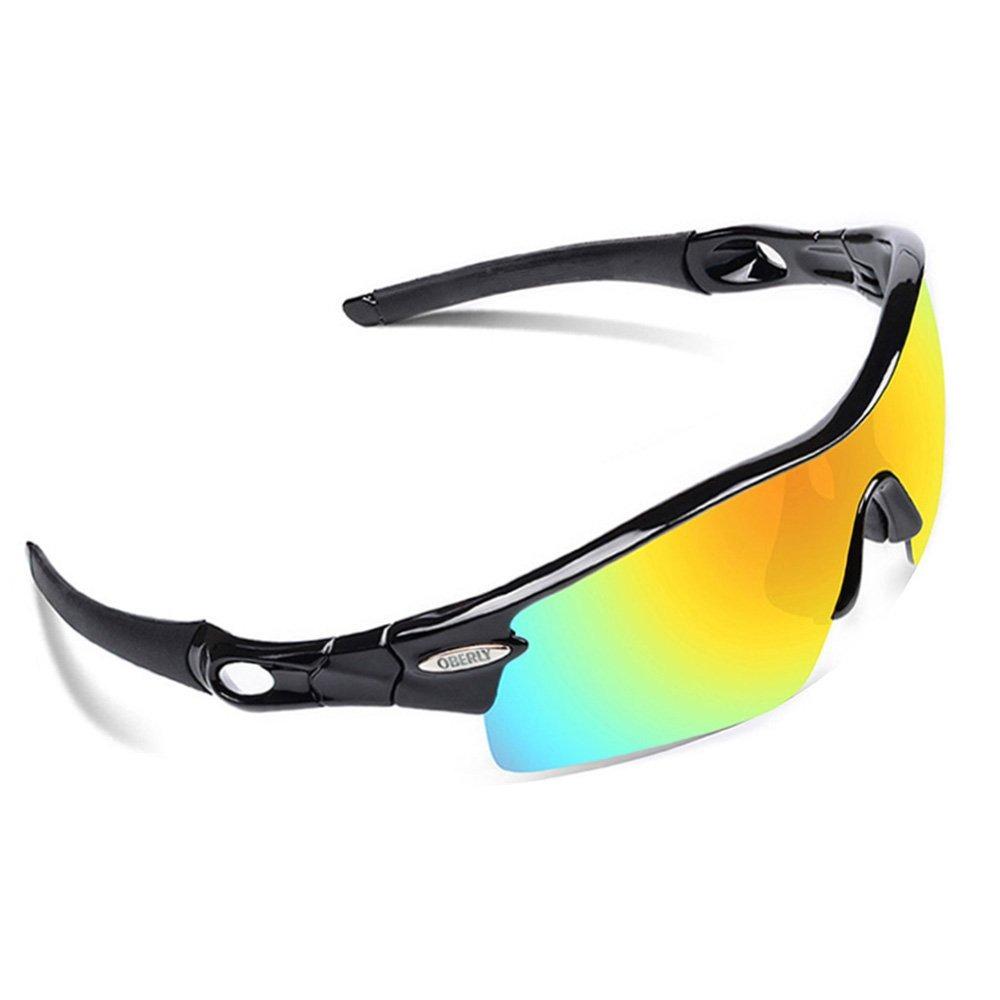 8217853fb5 oberly s02 gafas de sol deportivas polarizadas con 4 lent. Cargando zoom.