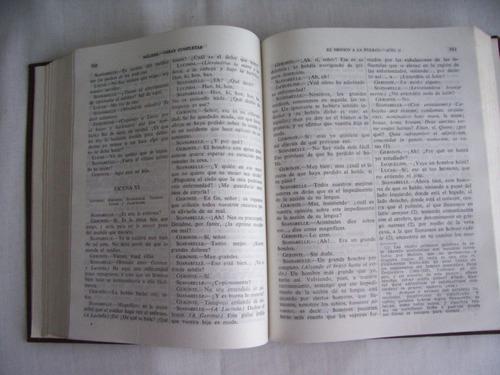 obras completas - moliére - madrid - 1966