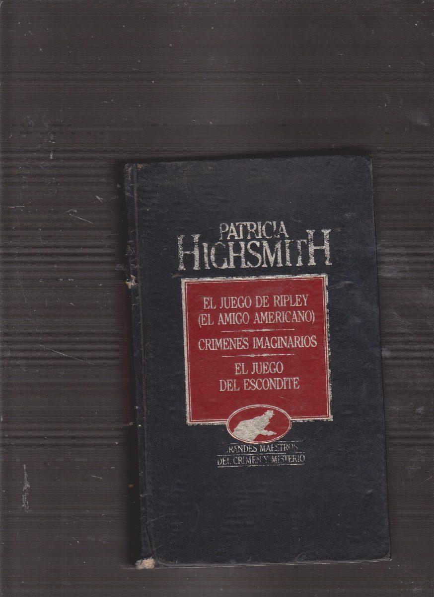 Resultado de imagen de el amigo americano patricia highsmith