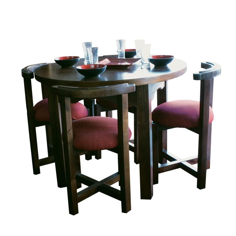 Oferta comedor de 4 sillas para cocina desayunador gh for Ofertas de sillas de comedor