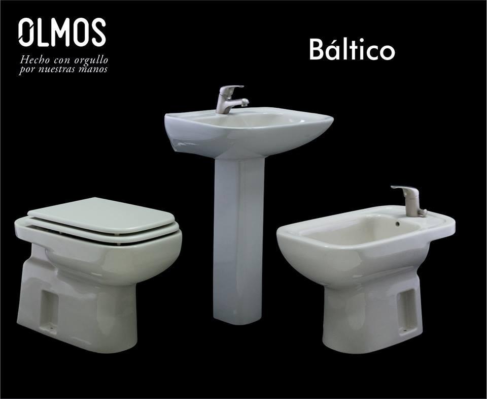 Oferta de mes ba o baltico c inodoro corto nuevo olmos for Ofertas de banos