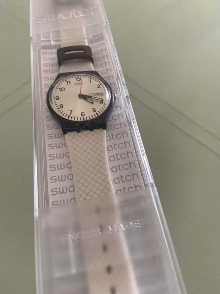 OfertaHermoso 299 MujerSilicona Reloj Swatch Solo15001 99 A De CoeBdx