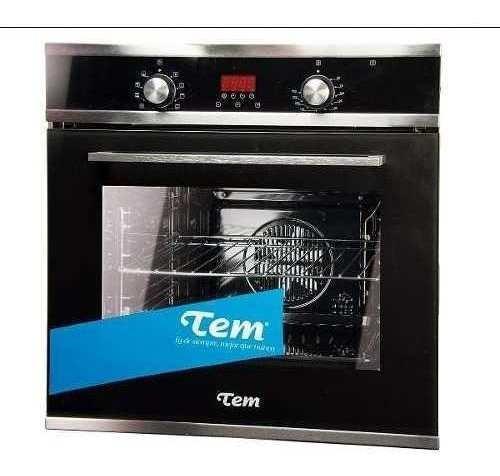 oferta horno empotrar + anafe acero gas 4h + campana