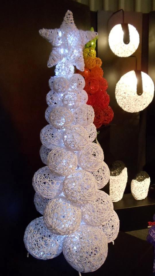Oferta Navidadena Arbol Artesanal De Navidad 160 Cm 7300 - Arbol-de-navidad-artesanal