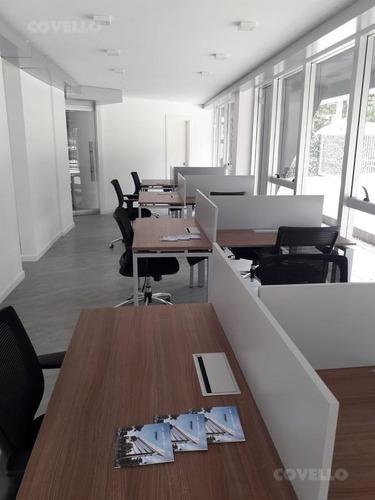 oficina, 1 baño, planta baja, piso alto