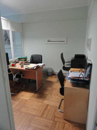 oficina ciudad vieja con garaje. juncal y rincón. 110 mts.
