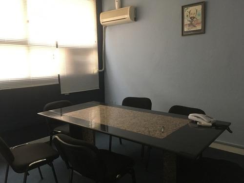 oficina en alquiler - misiones esq. 25 de mayo