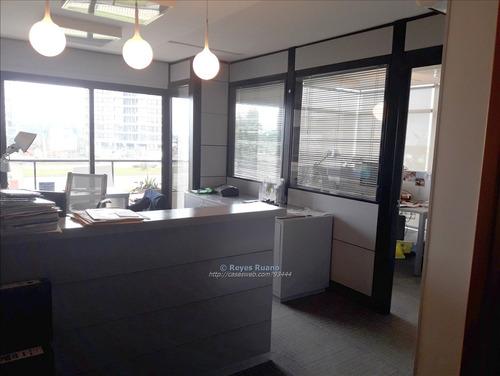 oficina equipada en venta y alquiler en carrasco - financia