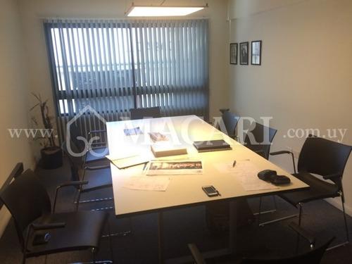 oficina - estudio impecable primer piso al frente
