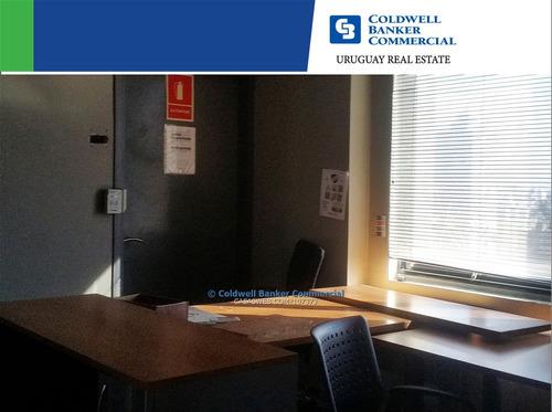 oficina punta carretas alquiler equipada