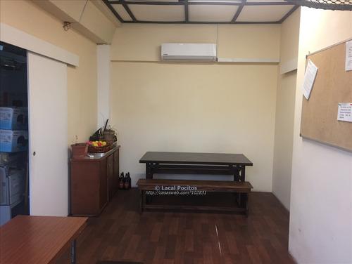 oficinas en 3 plantas palermo