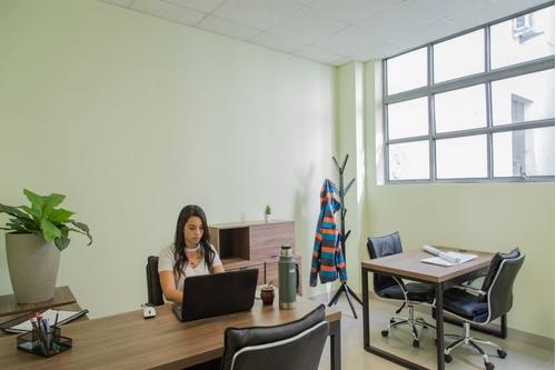 oficinas privadas - del plata office