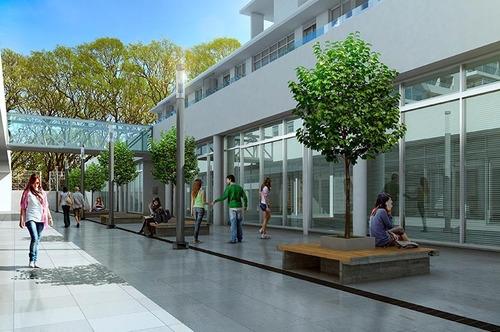 oficinas venta barrio sur montevideo amplio local a estrenar con gran frente