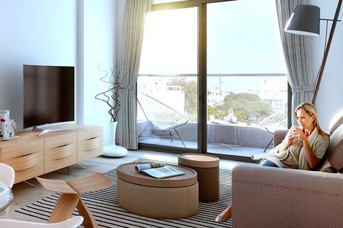 oficinas venta pocitos montevideo maui - penthouse