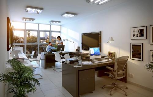 oficinas venta pocitos montevideo trade point - con renta