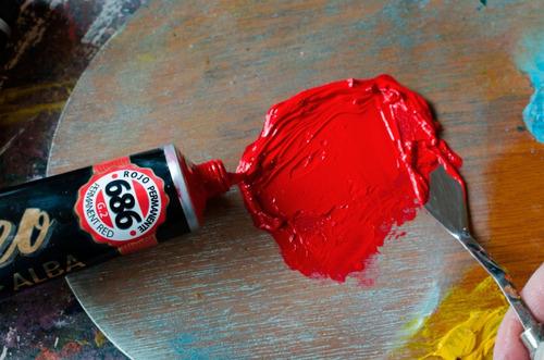 óleos extrafinos profesionales - pinturas y manualidades
