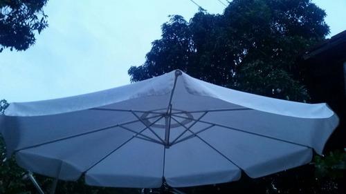ombrelone guarda sol para piscina e areas grandes leia