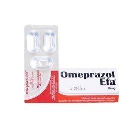omeprazol efa   6 cps