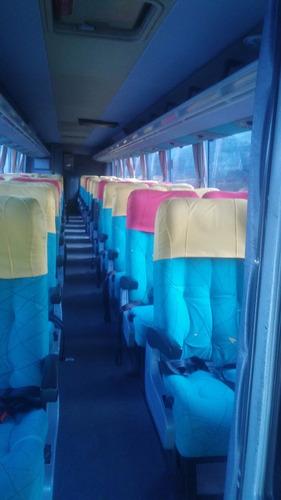 omnibus alquiler traslado de pasajeros