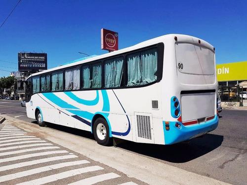 omnibus colectivo mercedes 1618 saldivia 2011