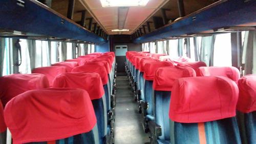 omnibus marca volvo marcopolo