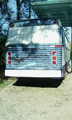 omnibus motor home. mercedes benz facanza