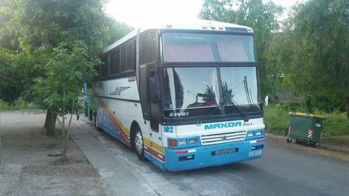 omnibus scania impecable