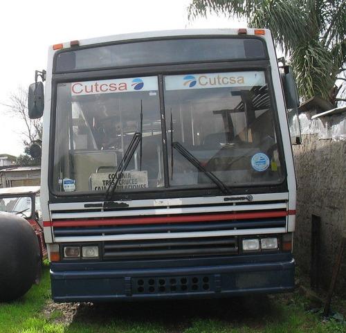 omnibus volvo b58e