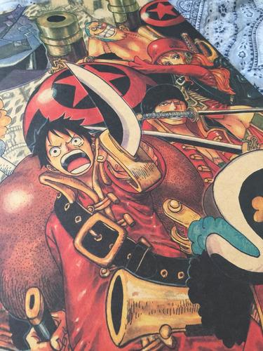 one piece láminas cuadros 51x35//posters anime