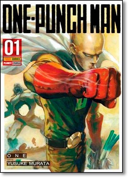 One Punch Man Vol 1 De Yusuke Murata Panini