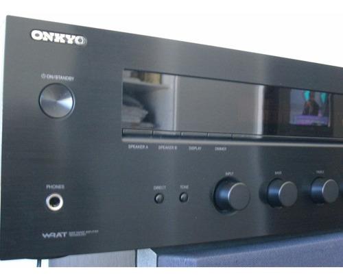 onkyo stereo receiver tx-8020, como nuevo./