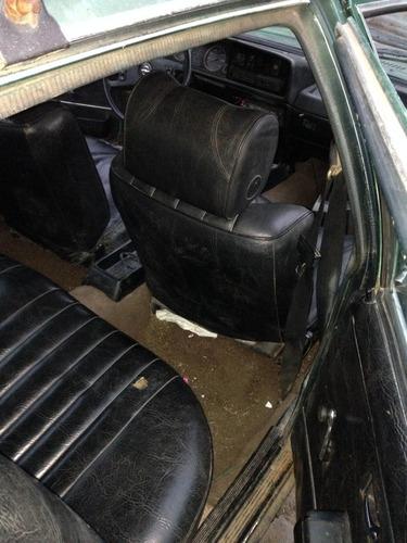 opel rekord 2.0 sedan 4 puertas