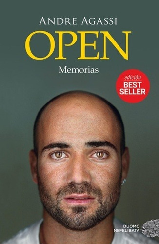 open (edicion best seller) - agassi andre
