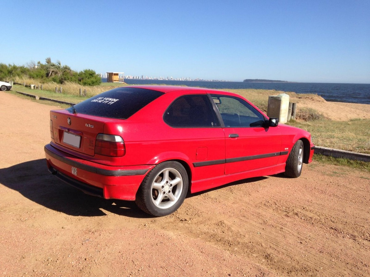 Oportunidad  Bmw S 3-318 Tds Compact Full
