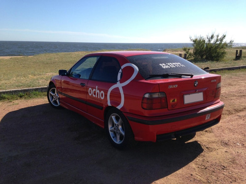 oportunidad! bmw s 3-318 tds compact full -97 europeo diesel