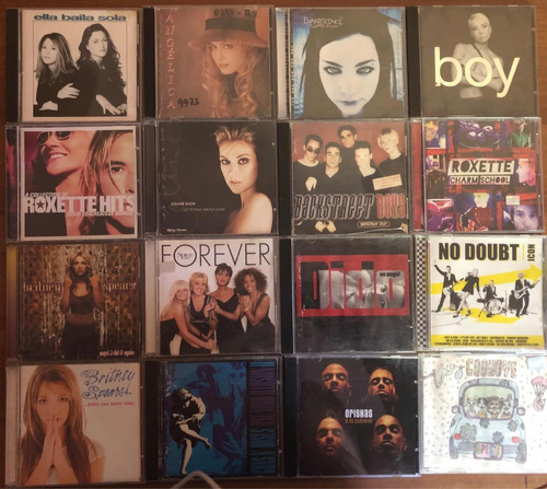oportunidad! cds originales!