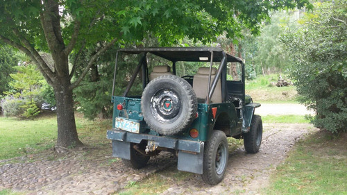 oportunidad! jeep willys de colección