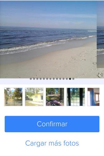 oportunidad sur,próx.playa arroyo cercada vecino per.permuto