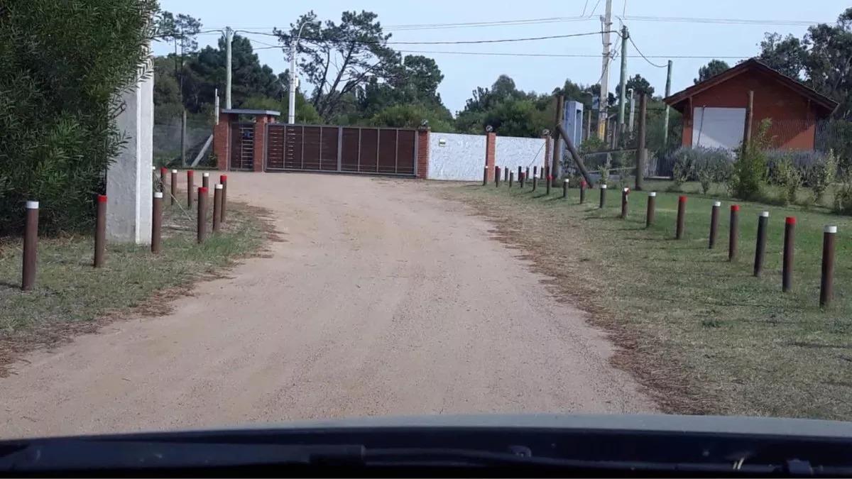 oportunidad/terreno 5000mts2 guazuvirá nuevo /barrio cerrado
